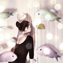 fische (Katja Ivanchenko) Tags: white fish hell fische seapunk