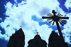 Igreja Matriz de São João Batista (tatianybarros) Tags: sky church brasil igreja rn açú assú