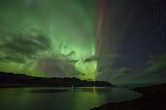 Last night in Faskrudsfjordur (*Jonina*) Tags: longexposure sky reflection night clouds iceland 500views ísland northernlights auroraborealis 1000views nótt ský himinn speglun norðurljós 50faves 25faves fáskrúðsfjörður faskrudsfjordur jónínaguðrúnóskarsdóttir november18th2014