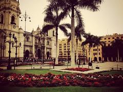 Promenade dans le vieux Lima
