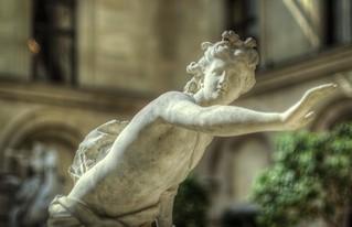 Sculpture by Coustou