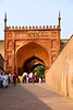 Agra, le fort rouge (ch.harster) Tags: india agra inde redfort fortrouge