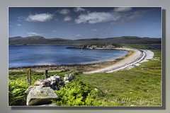 Loch Eriboll at Ard Neackie (Bill McKenzie / bmphoto) Tags: bay scenic best sutherland limekilns locheriboll ardneackie scottishviewpoint