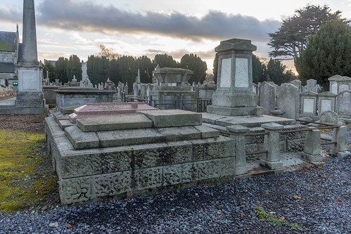 Mount Jerome Cemetery & Crematorium is situated in Harold's Cross Ref-100481