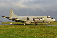 German P3C (np1991) Tags: uk germany scotland force painted aircraft air sub united navy royal kingdom special german maritime orion hunter scheme patrol raf moray lossiemouth mpa p3c lossie gny mfg3