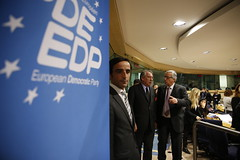 Jean-Claude Juncker & Franois Bayrou (PDE-EDP) Tags: logo fb juncker bayrou