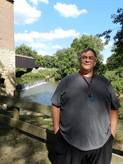 Trip to Bollinger Mill 9/28/2014 22 (whitebuffalobk) Tags: mill missouri coveredbridge burfordville bollingermill