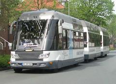 Mnster, Rundfahrtbus (RainerV) Tags: bus mnster fahrzeuge 0805 rainerv