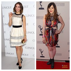 Head Swap: Katharine Mcphee and Eden Sher (Carter Travels) Tags: head swap eden middle manip headswap katharine sher mcphee f2f the