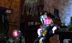 Have a Drink on Me (Dudesnbots) Tags: dead n transformers end dudes bots decepticon soundwave minicon steelwing dudesnbots