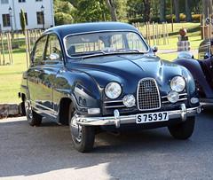 1962 Saab 96 V4 Sport (crusaderstgeorge) Tags: 1962saab96v4sport 1962 saab 96 v4 sport bluecars högbo sweden swedenclassiccars veterancar crusaderstgeorge