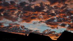 Nubecillas Teidas (Ennio Pereira R.) Tags: sky cloud cielo nube