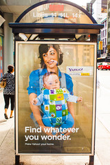 Make Yahoo Your Home (Thomas Hawk) Tags: sanfrancisco california usa baby mom yahoo unitedstates unitedstatesofamerica