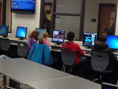 """2014 Hour of Code • <a style=""""font-size:0.8em;"""" href=""""http://www.flickr.com/photos/109120354@N07/15907463328/"""" target=""""_blank"""">View on Flickr</a>"""
