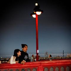 Is so beautiful to be in love - Qu bonito es estar enamorado (COLINA PACO) Tags: portrait love japan retrato lovers japn