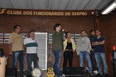 Festa de inauguração da Arena CFS