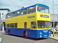 475 Daimler Fleetline CRL6-30 (1973) (robertknight16) Tags: bus british 1970s pops chesterfield doubledecker daimler wedgewood fleetline barlaston nnu124m