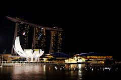 Marina Bay Sands (Aishwarya_93) Tags: singapore marinabay marinabaysands