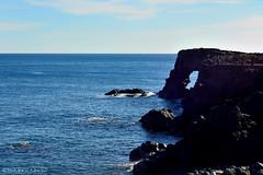 La Scogliera / The Black Cliff / CT / Sicilia. (rossolavico) Tags: italy europa europe italia sicily catania sicilia lavacoast fileraw rossolavico squatritomassimilianosalvatore filerawnef filerawnefconversionjpeg viewnx2users