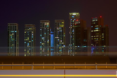 Al Reem (engine9.ru) Tags: night buildings ngc abudhabi abu dhabi skyscrapper koyaanisqatsi