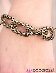 5th Avenue Brass Bracelet K1 P9490A-2