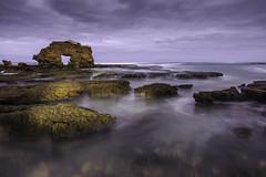 Bridgewater Bay Blairgowrie at dawn (Bjorn Baklien) Tags: longexposure seascape morningtonpeninsula bridgewaterbay keyholerock tse24mmf35lii