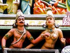 """Facciamo finta di niente"", Meenakshi Temple, Madurai"