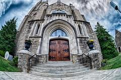 Local Church (suhailsood) Tags: church sigma fisheye hdr 10mm d3200