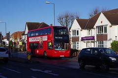 IMGP8202 (Steve Guess) Tags: uk red england bus london buses broadway surrey kingston gb surbiton rbk tfl tolworth