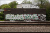 10Foot / Saiv / Sour / Roxs / Cos (Alex Ellison) Tags: graffiti boobs railway graff sour roxie trackside northlondon sourz 10foot