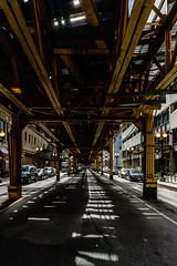 light (AndrewCossaStrong) Tags: city flowers alley skateboarding skater redlight