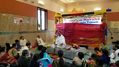 IMG-20160526-WA0019 (sbatemple) Tags: 21st may 12th discourse ramayana 2016 valmiki