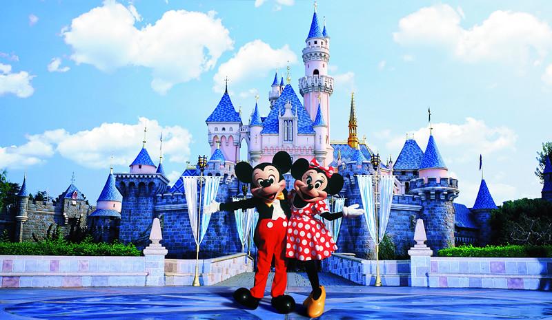 Disneyland Thượng Hải 1