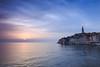 20160407-Canon EOS 6D-4476 (Bartek Rozanski) Tags: rovinj istria croatia sunset sea adriatic jadran coast city istrian venetian church waterfront evening serene