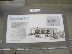 "Caudron G.4 2 • <a style=""font-size:0.8em;"" href=""http://www.flickr.com/photos/81723459@N04/26861686463/"" target=""_blank"">View on Flickr</a>"
