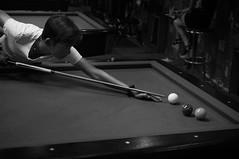 Billiard DucHuy (thiendesign) Tags: man game nikon play billiards 40mmf28 d90 chuy chibida