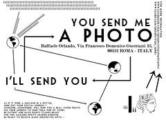 Alle poste! (Raffaele Orlando) Tags: bw art mail drawing sharing postbox postal draw mailart share artproject photosharing artsharing yousendmeaphotoandiwillsendyouaphoto