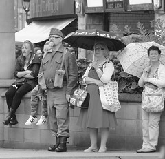 Rotherham Vintage Hop June 2016 (19) (Chris.,) Tags: blackandwhite bw canon blackwhite dance war song crowd 1940s 1950s creativecommons hiphop polkadot rotherham allsaintssquare vintagehop queens90thbirthdaycelebration