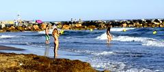 Photo Day at the Beach (Alex88 (All Images Taken By Me)) Tags: beach spain playa bikini marbella