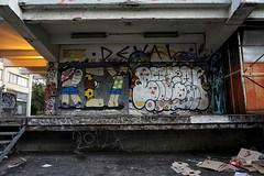 _DSC1890-01 (ivillalobosa) Tags: sonya5000 1650mm santiago chile sanborja urban urbanlandscape street garbage basura city ciudad grafiti snapseed