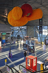 Above TGV Station (Shuo_Yun) Tags: urban station train design installation oma lille tgv euralille