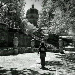 Parco dei Mostri di Bomarzo (maresaDOs) Tags: italy parco statue square italia squareformat viterbo giardino bomarzo mostri parcodeimostri iphoneography instagramapp uploaded:by=instagram