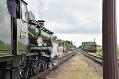 Off to Rothley (simmonsphotography) Tags: heritage train engine steam locomotive preserved loughborough quorn gwr greatcentralrailway 6990 modifiedhall uksteam witherslackhall quornandwoodhouse