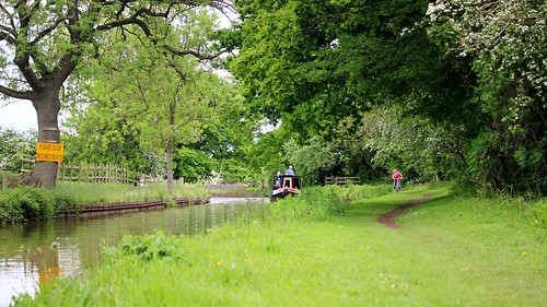 Trent & Mersey Canal, Betchton,