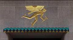 Rockefeller Center (Cthonus) Tags: geotagged rockefellercenter 1933 leelawrie wingedmercury