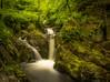 "Silky. (Ian Emerson ""I'm Back"") Tags: longexposure trees water beauty canon waterfall moss rocks natural yorkshire falls serene hoya beezley ndx400"