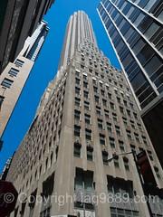 74 Wall Street and 70 Pine Street, Lower Manhattan, New York City (jag9889) Tags: 2016 20160619 apartment architecture artdeco building hotel house lodging lowermanhattan manhattan ny nyc newyork newyorkcity outdoor residential skyscraper tower usa unitedstates unitedstatesofamerica wallstreet jag9889