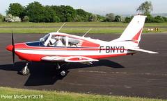 F-BNYO  Gardan Fife 2016 (pmccann54) Tags: glenrothes gardangy80 fiferegionalairport fbnyo