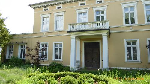 Oestrich Winkel verlassene Villa