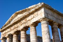 Greek Temple, Segesta, Sicily (Ken Barley) Tags: italy sicily segesta greektemple